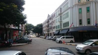 Kulai Indahpura 4 storey shop at Jalan Kenanga 29/6, level 3