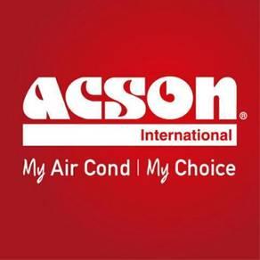 New Airconditioner ACSON Unit