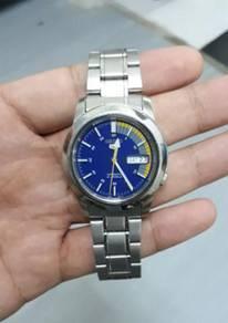 Jam tangan seiko 5 automatic (21 jewel)