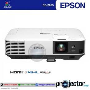 Epson projector EB-2055 XGA 5k Lumens 3LCD