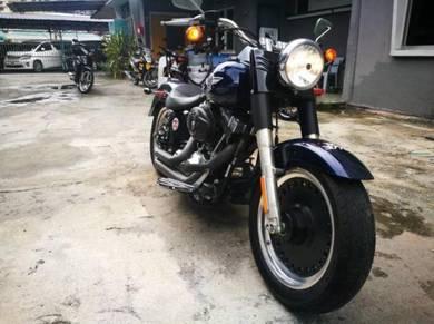 Harley Davidson Fatboy Fat Boy Lo