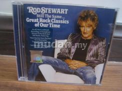 CD Rod Stewart - Great Rock Classics Of Our Time