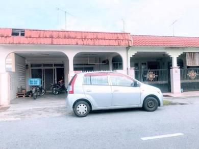 Single Storey Terrace Taman Nira Batu Pahat Johor