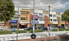 Bayan Lepas Shop Near Airport Facing Main Road