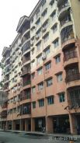Freehold Villa Sentosa Apartment in Taman Sentosa, Klang, Selangor