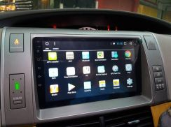 TOYOTA ESTIMA.Android player.9 inc. 1gb 2gb