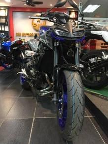 New Yamaha MT-09 -CKD- Low Deposit