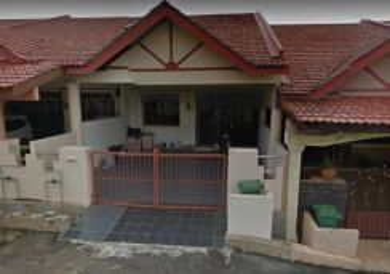 Teres setingkat suku di taman psj sg karang di bawah harga pasaran