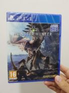 PS4 Monster Hunter World NEW SEALED