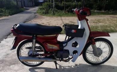 Honda ex5 hp