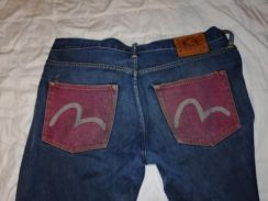 Original evisu jeans