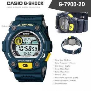[TOP GSHOCK]Exclusive G-Shock G-7900-2DR Mat Moto