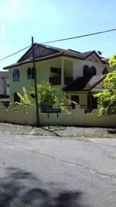 Double Storey Terrace Corner at Taman Silibin, Ipoh