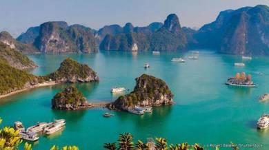4D3N Best of Hanoi and Ha long Bay (Muslim)