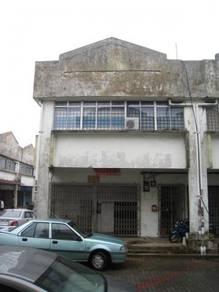 Taman Desa Harmoni 2 storey shop Upstairs Half Lot