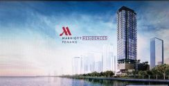 Marriott Residences ( new project ) at gurney drive