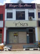 For Rent: Double Storey Shop (Ground Floor) Meru