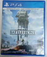 Sony PS4 Disc Game Star Wars Battlefront