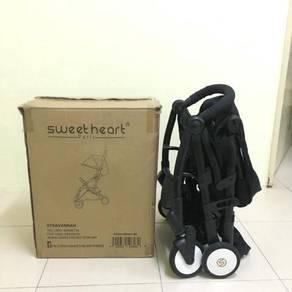 Stroller sweetheart