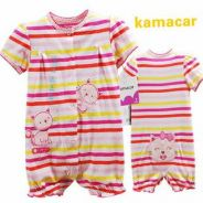 Baby jumper - short sleeves nb to 24 month bc-5284