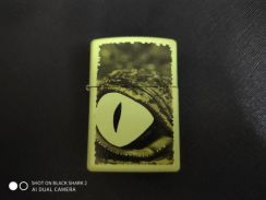 Snake eye Original Zippo Lighter.