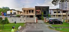 2 Storey Semi-Detached, Masjid Negeri, Greenlane, Main road frontage