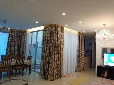 ENDLOT Double Storey Terrace Puncak Bestari Puncak Alam Cendana type
