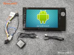 Honda BRV Android Player With Mirror Link