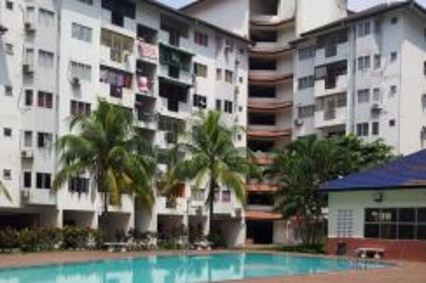 Renovated Fully Furnished Sri Suajaya Condo (Duplex Unit)