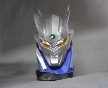 Ultraman Zero helmet cosplay toy prop