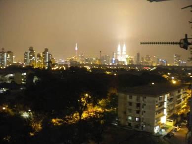 (Fully Furnished), Pandan Jaya, Apartment Blok H5, (ROI 6%)