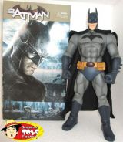 Super Hero : Batman - The Arkham City