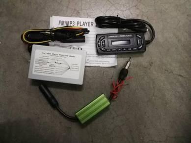 FM converter mp3 USB Japan car
