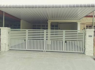 1 sty terrace renovated_ zon Mawar_Bandar Amanjaya