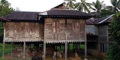 Rumah Kayu Lama