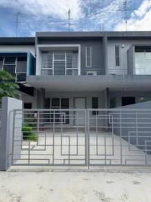 Taman Setia Indah, 20x80 Double Storey For Rent, SETIA INDAH