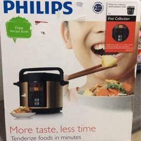 Philips pressure cooker