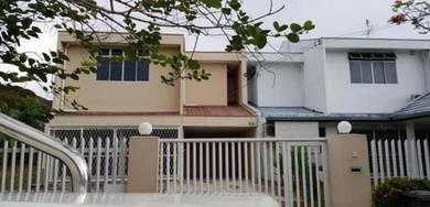 Double Storey Semi Detached House / Taman Khidmat / Kolombong