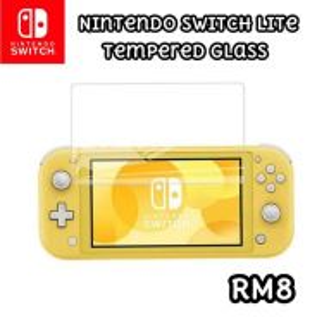 Nintendo Switch Lite Tempered Glass