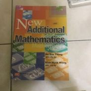 IGCSE New Additional Mathematics