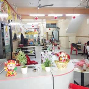 Ipoh Town Kopi Shop for Rent