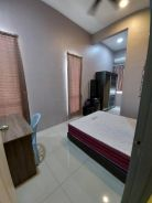 Fully Furnished Rooms Near Hospital Teluk Intan For Rental