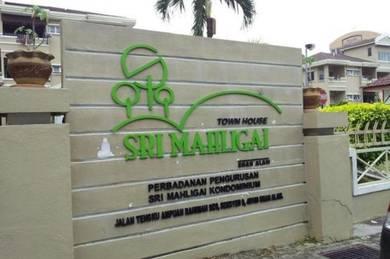 【100% Loan , Superb NICE】 Sri Mahligai Condo , Must SEE , RUGI