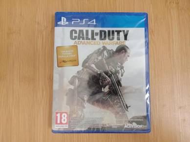 Ps4 call of duty advanced warfare [new sealed]