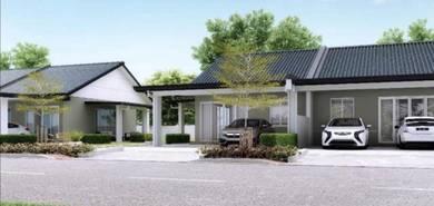 Single Storey Terrace , Depo, Petra Jaya, Kuching