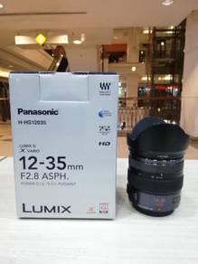 Panasonic lumix g x vario 12-35mm f2.8 ois lens
