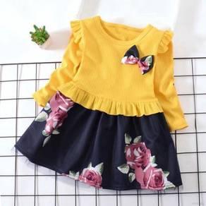 Gaun Cantik & cute untuk baby girl