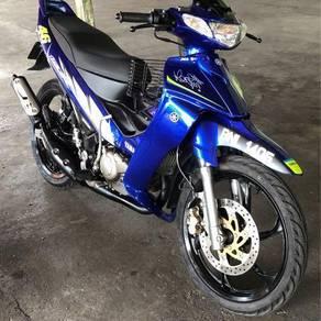 2015 Yamaha 125ZR