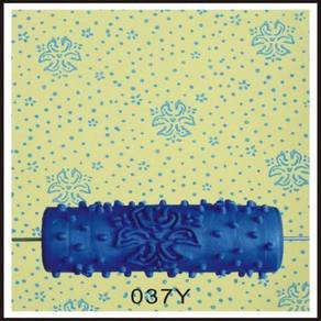 DIY alat cat pattern Paint roller tool patterned