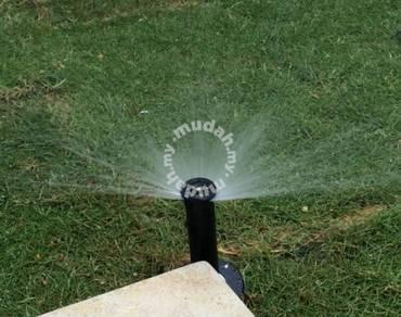 Selangor Garden Sprinkler Installation Contractor